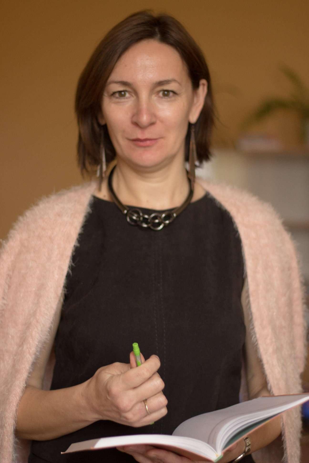 Ирина Роджерс - основатель школы английского Online Class